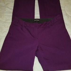 Express Dress pants Sz 0R